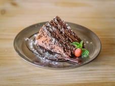 Tarta Casera De Chocolate