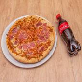Pizza Al Horno De Piedra Prosciutto