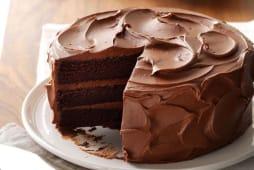 შოკოლადის ტორტი/Chocolate cake