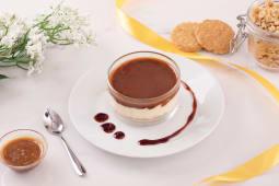 Cheesecake al Caramello Salato