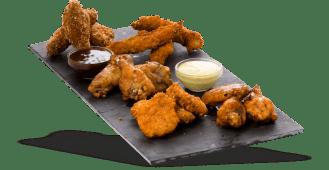 Peito de frango (4 unidades)