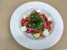 Домашній салат з фетою (200г)