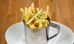 Dressed fries