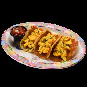 2x1  Tacos de Queso y Huevo