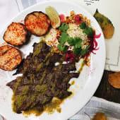 Skirt Steak з сoycoм chimichurri (250/200г)*