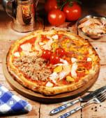 Pizza Pescatore 24cm