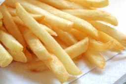 Картофель фри (большая порця)