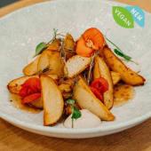 Картопляні скибки, запечені з розмарином (450г)