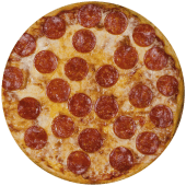Pizza clásica (personal)