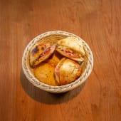 Punjene lepinjice - velika porcija