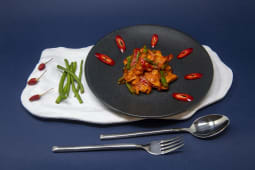 Deluxe Stir-Fried Red Curry