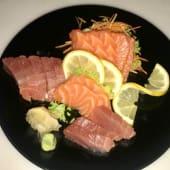 Salmone e tonno 15 pezzi