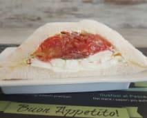 24. Mozzarella di bufala dop, pomodoro e basilico freschi