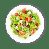 Салат Греко овочевий