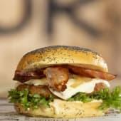 Pollo Crispy Burger
