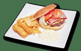 Hamburguesa guajira
