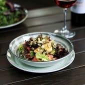 Салат овочевий домашній (200г)