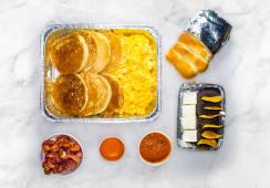 Desayuno Familiar Americano