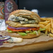 Бургер Блучіз (390г)