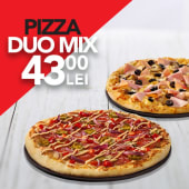 Pizza DuoMix