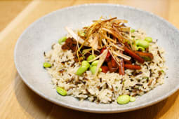 Vegan power bowl
