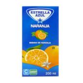 Jugo de naranja estrella Azul 1L