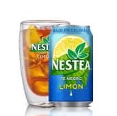 505. Nestea Té Negro Limón lata 330ml.