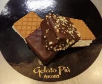 Biscotto semifreddo medio fiordilatte e cioccolato