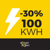Voucher de 100 kWh