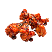 Крильця під соусом теріяки (240г/6шт)