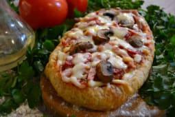 Піца Сирна піколо