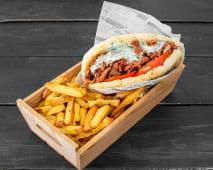Menu Kebab Sandes