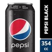 Pepsi black lata (354 ml.)