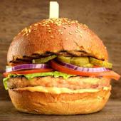 Meniu Hamburger pui