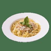 Spaghetti de pollo