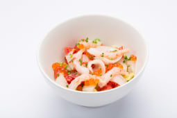 Ceviche oriental style
