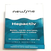 Hepactiv (1250 mg.) (30 comp.)