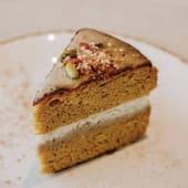 Pastel De Boniato y Caramelo