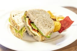 Sándwich Grilled Veggie