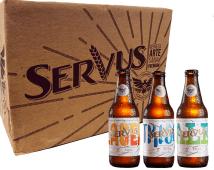 Servus Mix (Ale, Lager, Trigo)