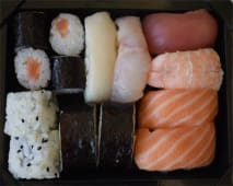 A16. Sushi Misto