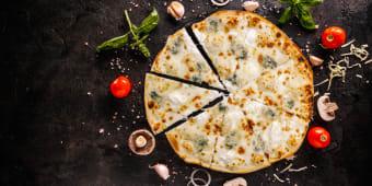 Піца Квадро Формаджі (470г)