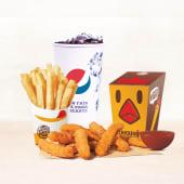 Combo Chicken Fries (9 uds.)