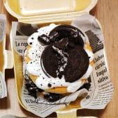 Oreo Box Cake