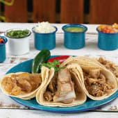 Taco de cueritos (1 ud.)