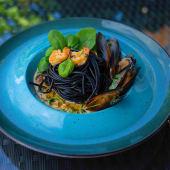 Паста Ман Сіті з морепродуктами (300г)