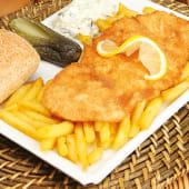 Tavuk Schnitzel (Porsiyon)