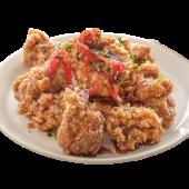 Kurczak sojowo-czosnkowy