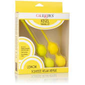 Kegel Training Set Lemon Bolas China