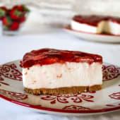 Cheesecake (sin gluten)